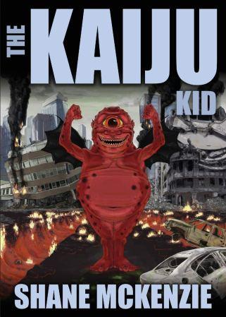 the kaiju kid cover