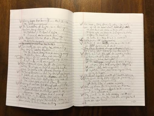 Generica notes