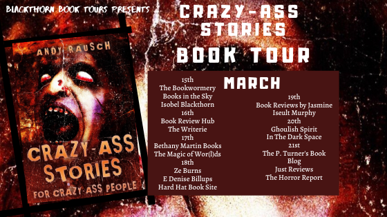 Blackthorn Book Tours Presents