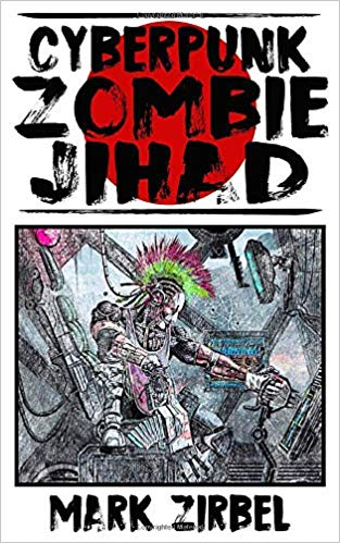 cyberpunk zombie jihad cover