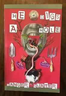 he digs a hole