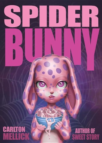spider bunny cover